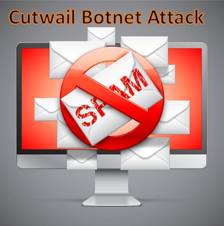 how to remove cutwail botnet virus from computer