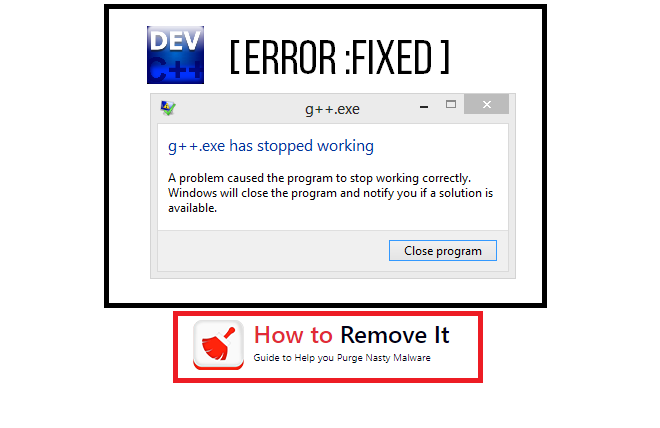 What Is g.exe Error? How To Fix g.exe Error In My Computer?