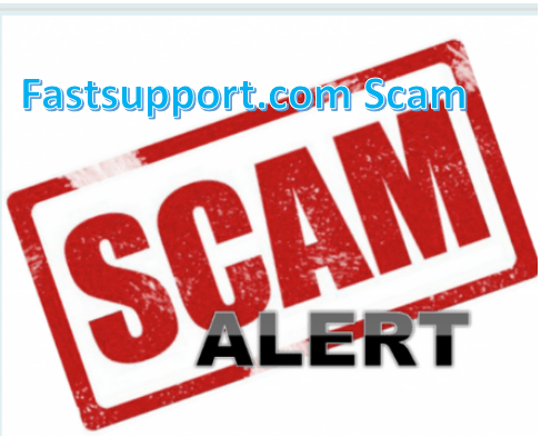 How To Remove Fastsupport.com Scam From Computer? (Updated)