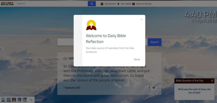 How to remove Daily Bible Reflection Virus Forever (SOLVED!)