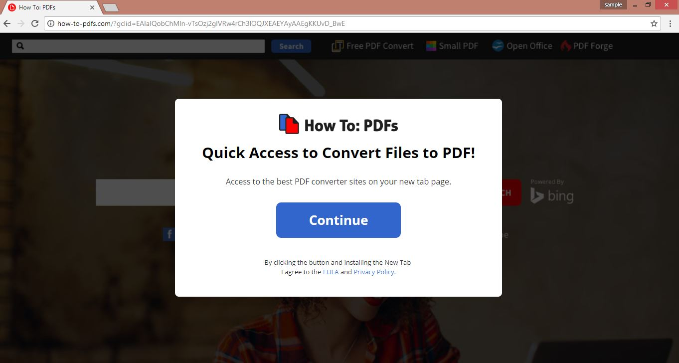 "Remove ""How To: PdFs"" Browser Extension Completely (UPDATED GUIDE)"