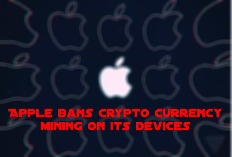 Apple bans cryptocurrency mining from its App Store