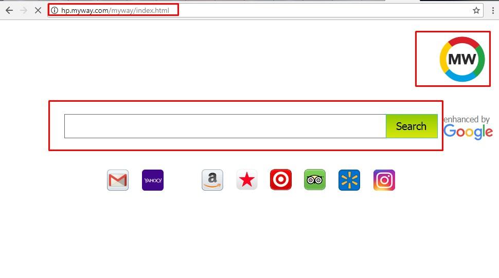 hp.mayway.com browser redirect virus