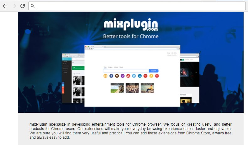 Mixplugin Redirect – How To Remove Mixplugin Browser Virus