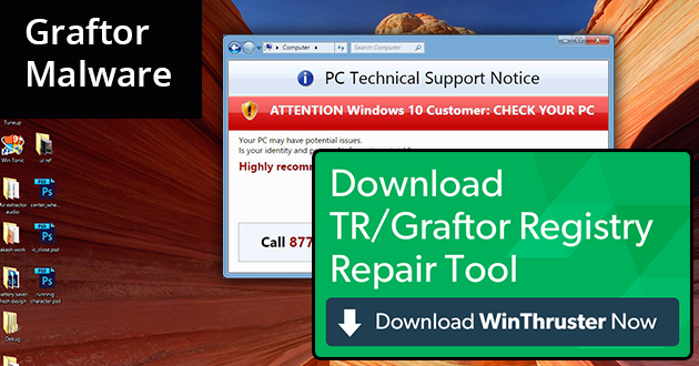 Graftor Virus – How To Remove Graftor Malware From Your Computer