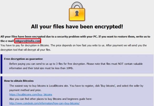 Dharma Malware