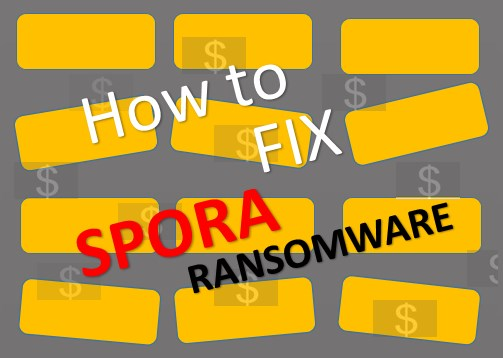 Spora Ransomware – Fix and Decrypt, Protection and Removal Guide