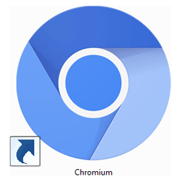 Chromium shortcut icon