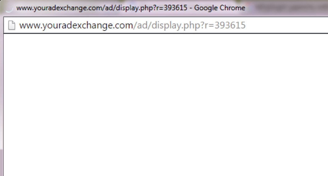 How To Remove Youradexchange.com Redirect Virus From Browser