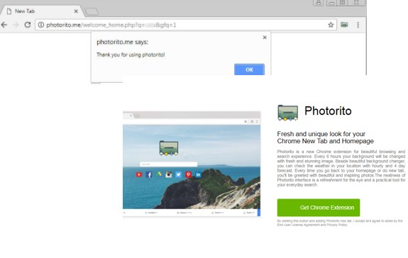 How To Remove Photorito.me Redirect Virus From Browser