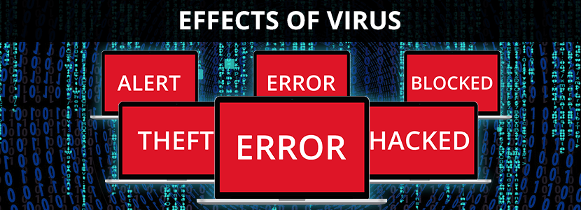 Effects of computer Virus
