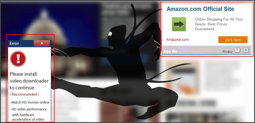 Ip Ninja Adware