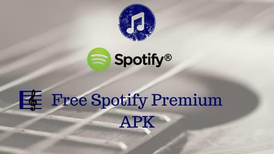 free spotify premium apk