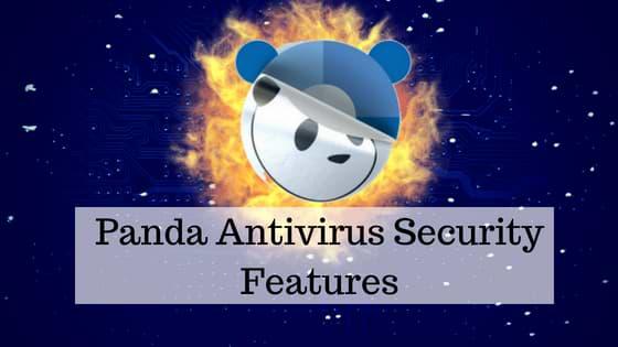 Panda Antivirus Security Features