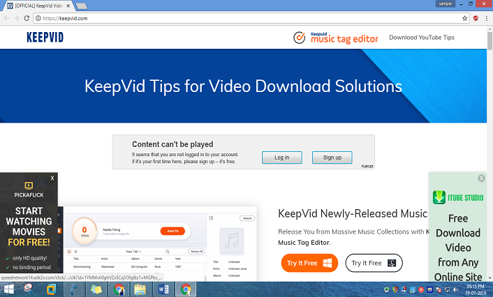Best Guide To Remove KeepVid From Your Computer Easily