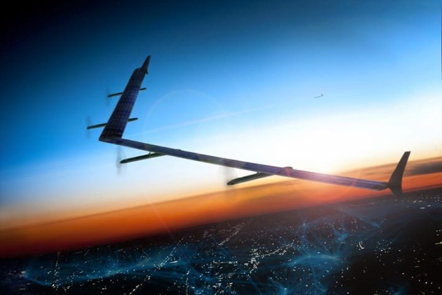 Facebook shut down Aquila drone project