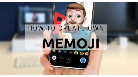 How to Create Memoji in iOS 12 | Customize Memoji in iPhone X