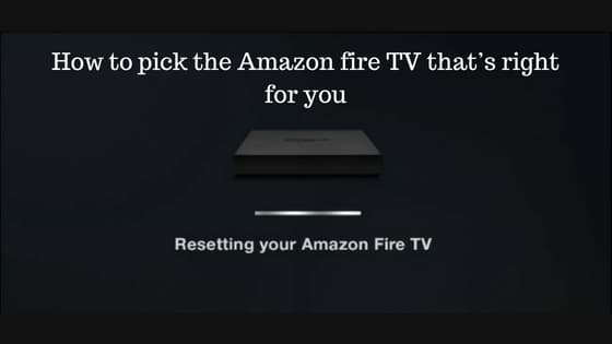 How to Choose the Best Amazon Gadgets for your TV Easily?