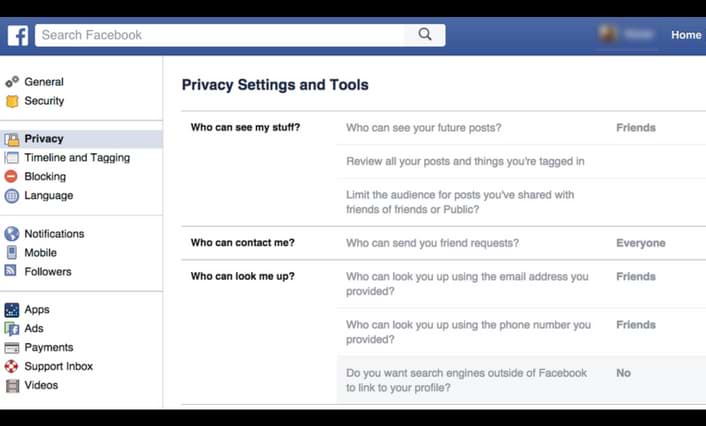 Privacy tool