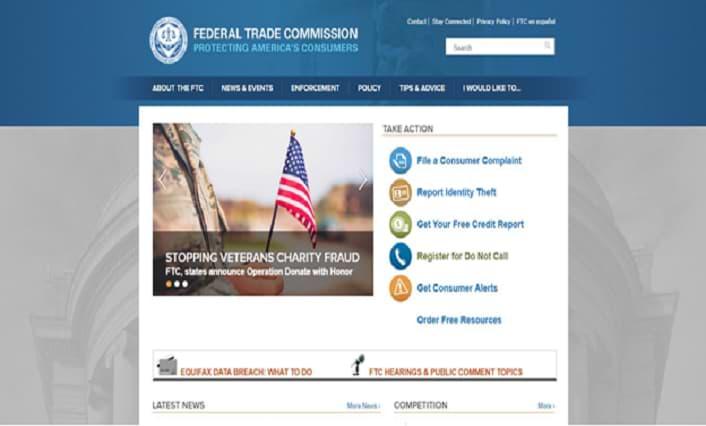 FTC - Register for Do Not Call
