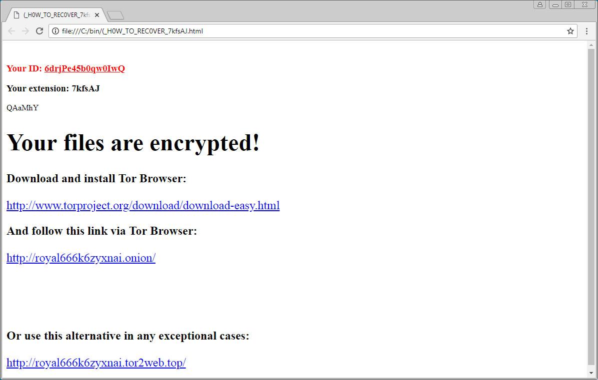 princess evolution html ransom note