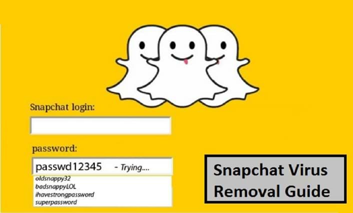 Is Snapchat virus real