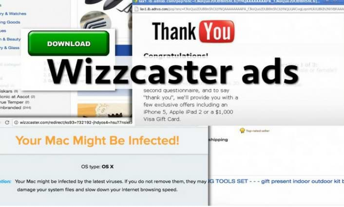 How Wizzcaster infects your system