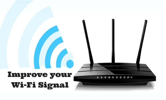 Improve your Wifi signal