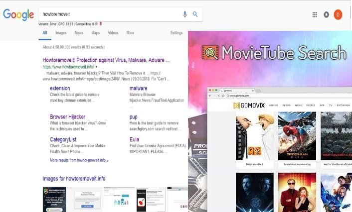 What is MovieTube Search?