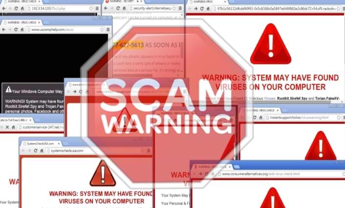 Beware of the Zeus virus scammers