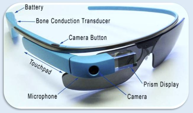 Google Glass Smart Glass