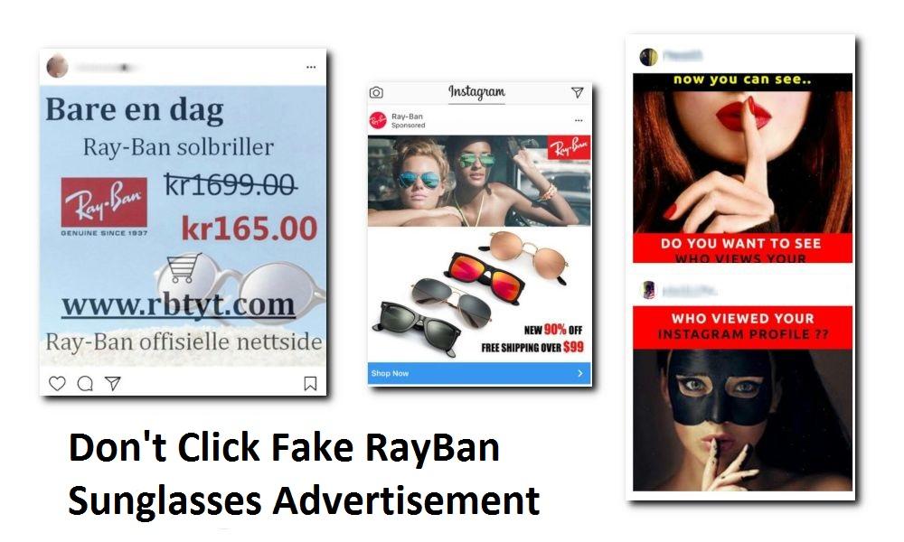fake ray bans