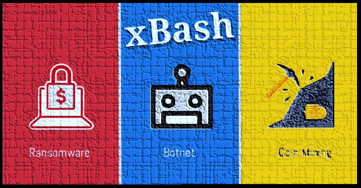 New Xbash Malware Attack Linux and Windows With Ransomware, Botnet