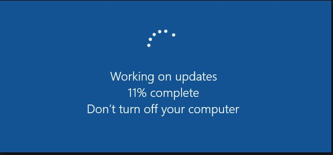 Keep Windows updated