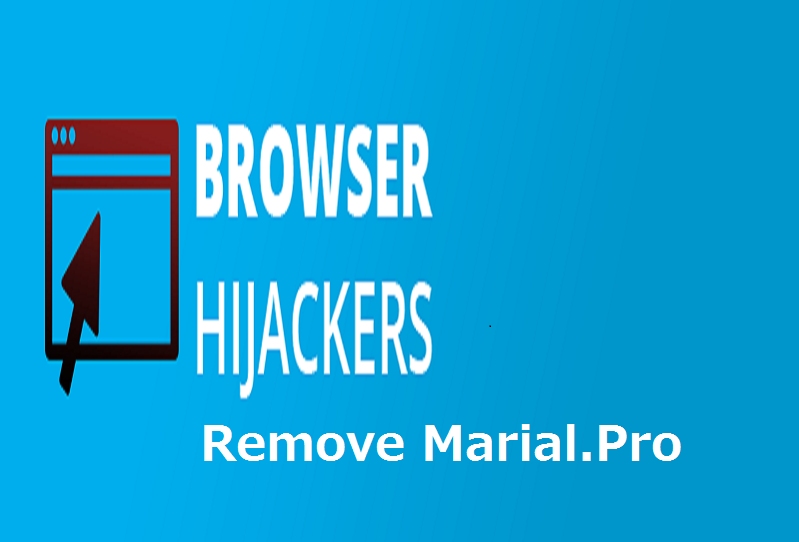 Remove Marial.pro Redirect from Chrome and Mozilla Easily