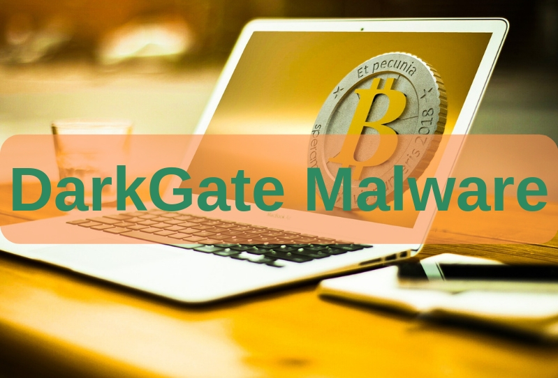 DarkGate – Cryptomining, Password Stealing Malware Removal Guide
