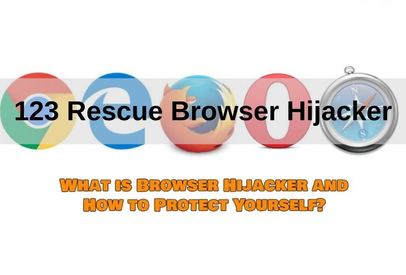 Remove 123Rescue Browser Redirect from Chrome and Mozilla Easily