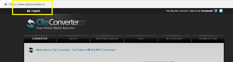 ClipConverter.CC Virus Page