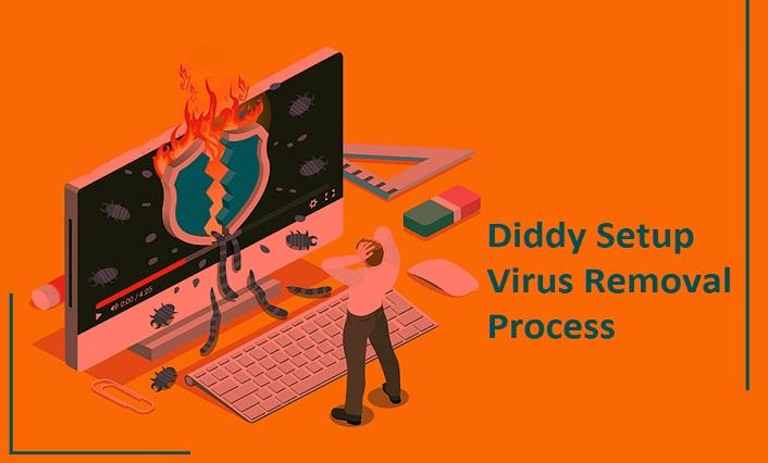 Remove Diddy Setup Virus