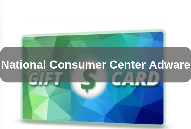 National Consumer Center – Scam, Pop-up Ad, Virus