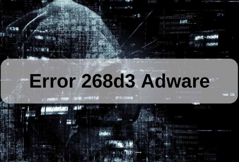 How to Fix and Remove Error 268d3 Pop-Ups in Windows 10