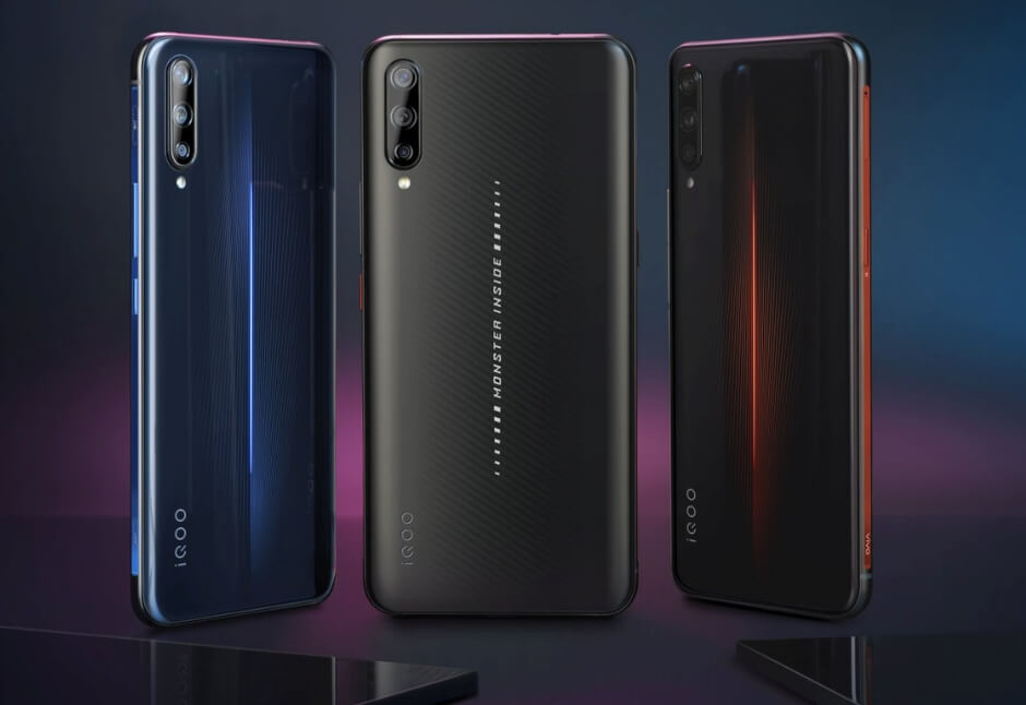 Vivo iQoo Gaming Smartphone Debuts in China [Specifications]