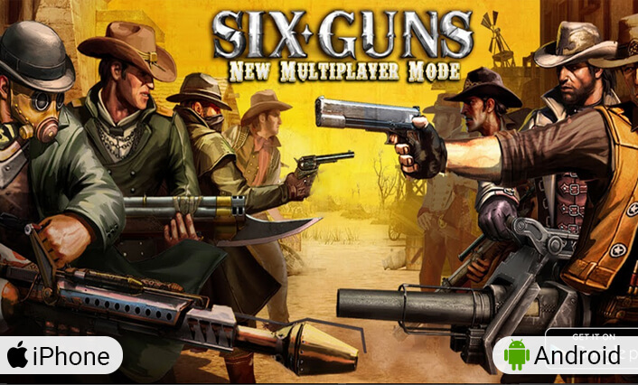 Six-Guns: Gang Showdown