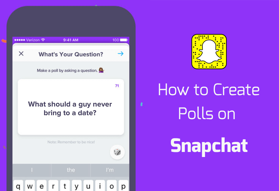 Best Way to Create Polls for Snapchat Using Polly Fun App