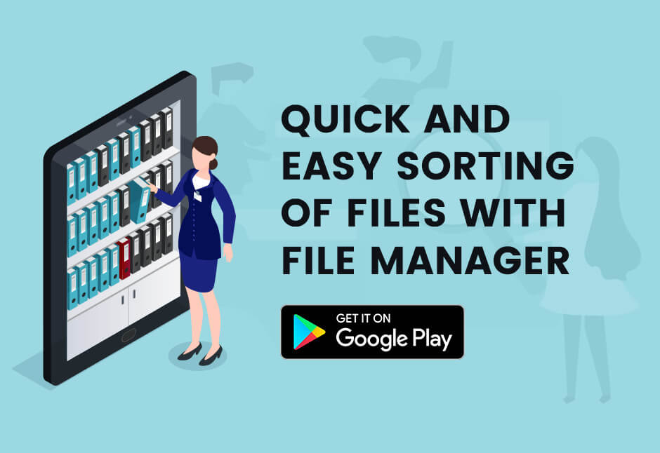 Manage files with Advanced Phone Cleaner