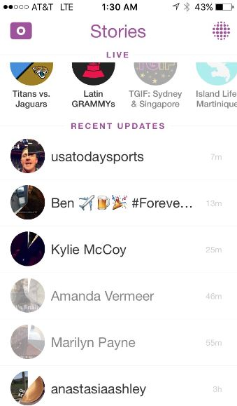 View Snapchat Stories Without letting User Know