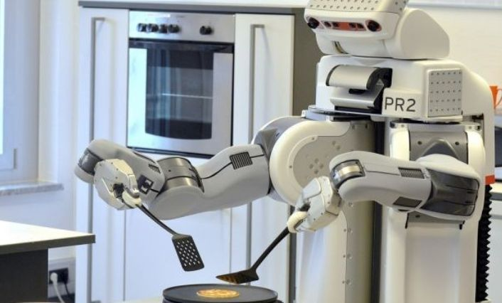 Small Industrial Robots of Advantages