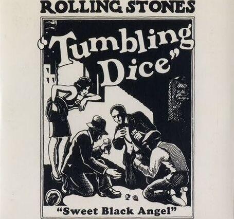 Rolling Stones Tumbling Dice