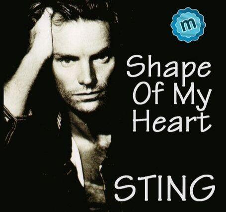 Sting Shape My Heart